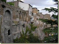 Orte Italy - East view