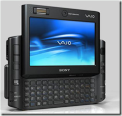 Sony VAIO UX Series