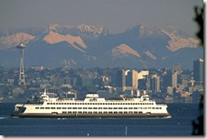 seattle and ferry
